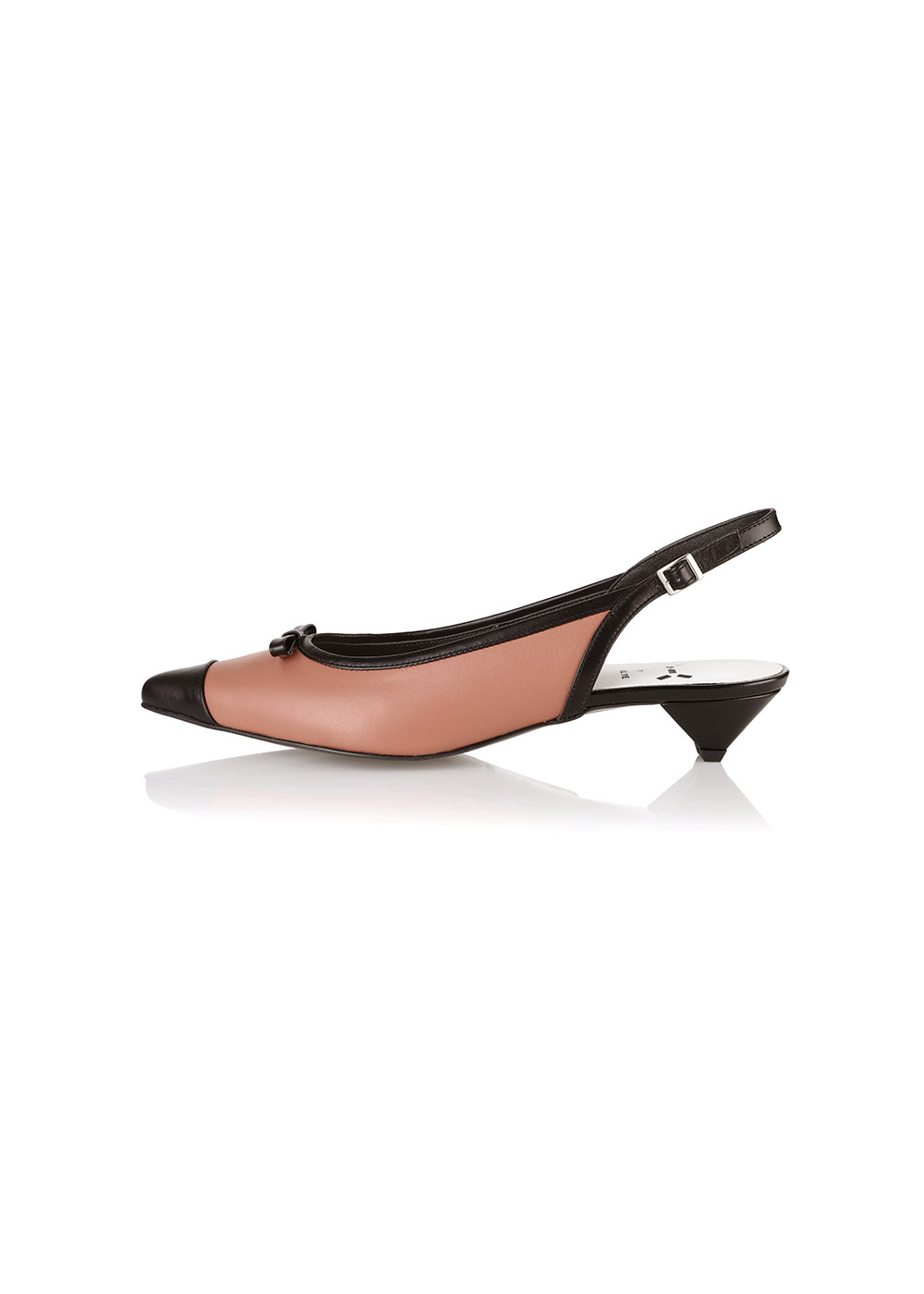 Dazzle Scent Flat Sling-backs / YY8S-S21 / 4 colors